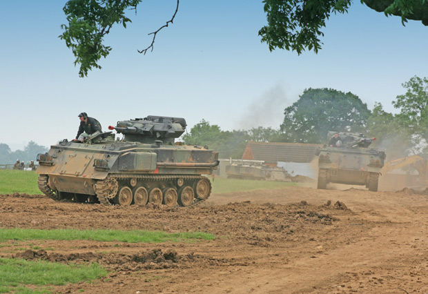 Armourgeddon Tank Battles at werd.com