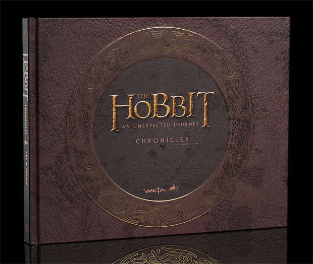 The Hobbit: An Unexpected Journey Chronicles: Art &#038; Design at werd.com
