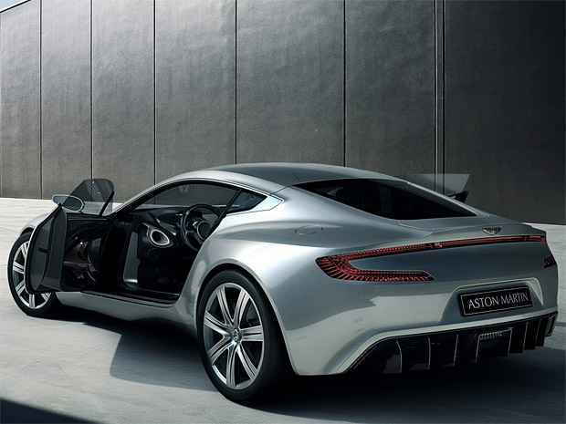 Aston Martin One-77 at werd.com