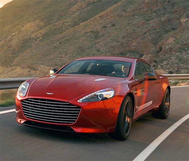 Aston Martin Rapide S at werd.com