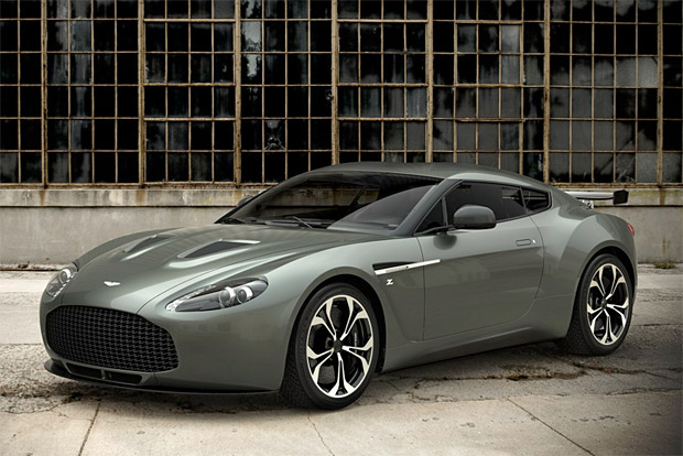Aston Martin V12 Zagato at werd.com