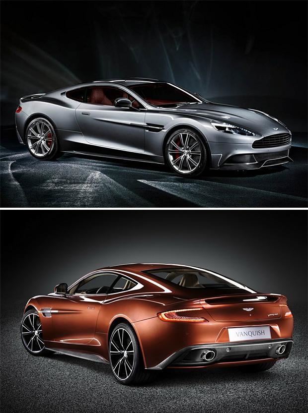 2013 Aston Martin Vanquish at werd.com