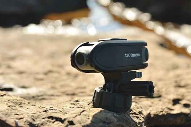 ATC Chameleon Dual Lens Action Cam at werd.com