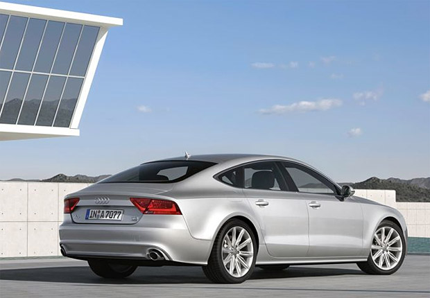 2011 Audi A7 at werd.com