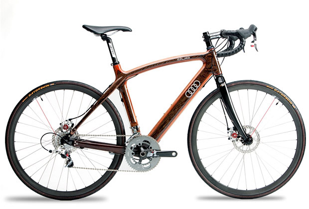 Audi x Renovo Bicycles at werd.com