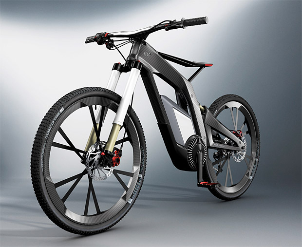 Audi e-bike Wörthersee at werd.com