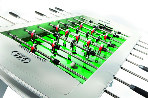 Foosball Table by Audi Design at werd.com