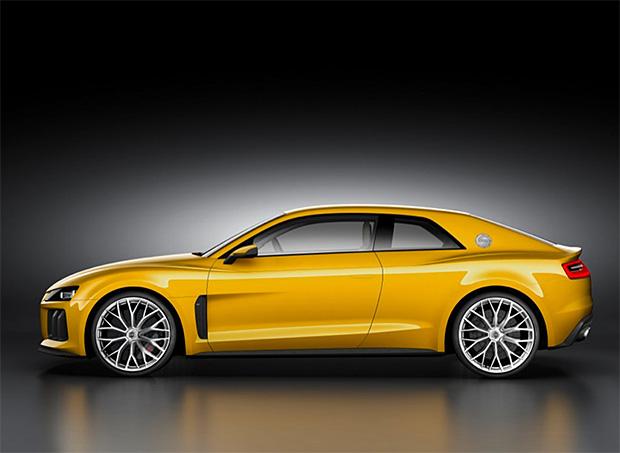 Audi Sport Quattro Concept at werd.com