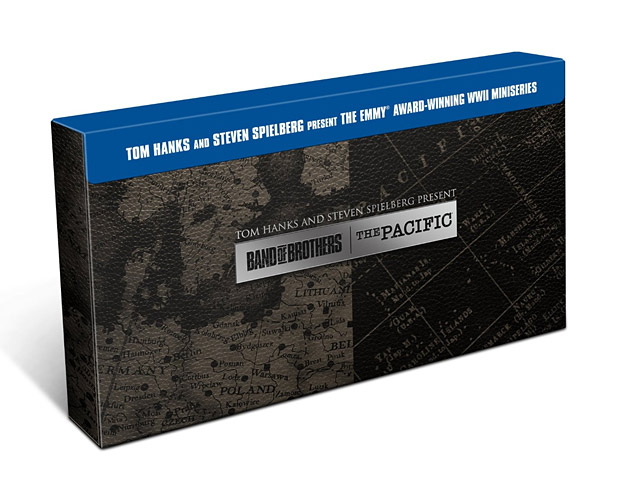 Band of Brothers & The Pacific Box Set at werd.com