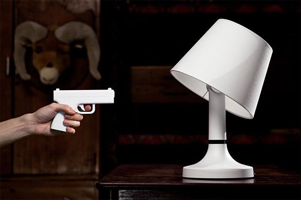 Bang Desk Lamp at werd.com