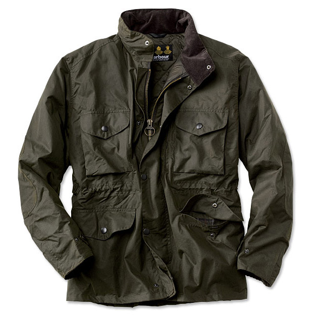 Barbour Sapper Jacket at werd.com
