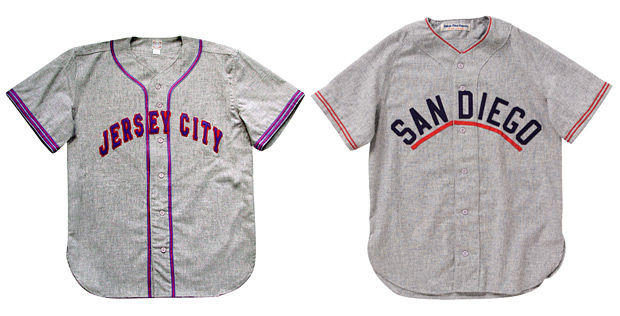 Vintage Baseball Flannel Jerseys at werd.com