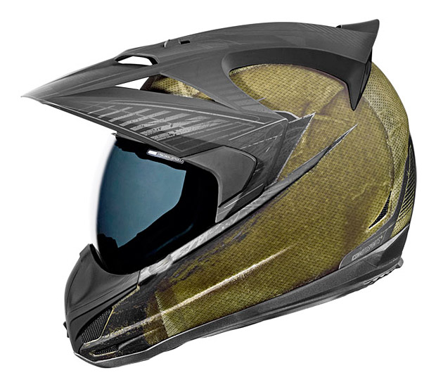 Battlescar Helmet at werd.com