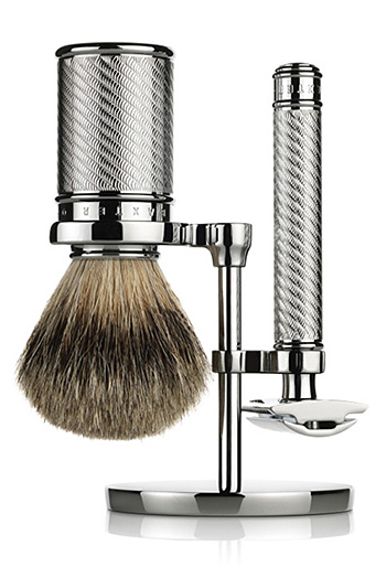 Baxter of California Double-Edged Safety Razor Set at werd.com
