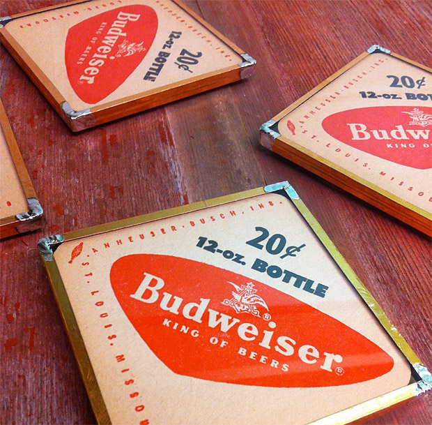 Baxter&#8217;s Coasters at werd.com