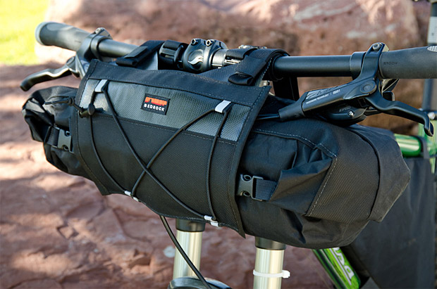 Bedrock Entrada Handlebar Bag at werd.com