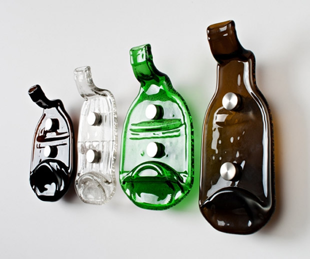 Beer Bottle Coat Hooks at werd.com