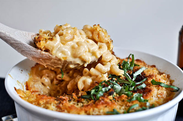 Beer Mac and Cheese at werd.com