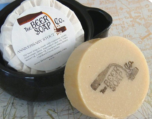 The Beer Soap Company at werd.com