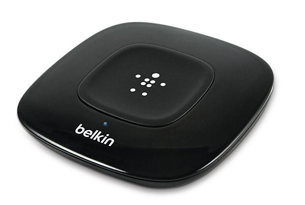 Belkin NFC Enabled HD Bluetooth Music Receiver at werd.com