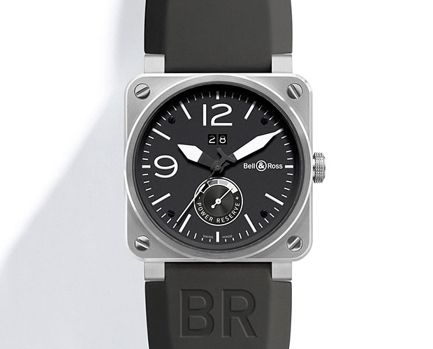 Bell &#038; Ross 03-90 Power Reserve at werd.com