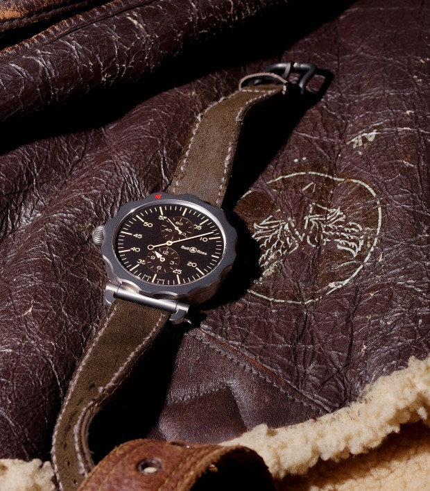 Bell & Ross Vintage WW2 Régulateur Heritage at werd.com