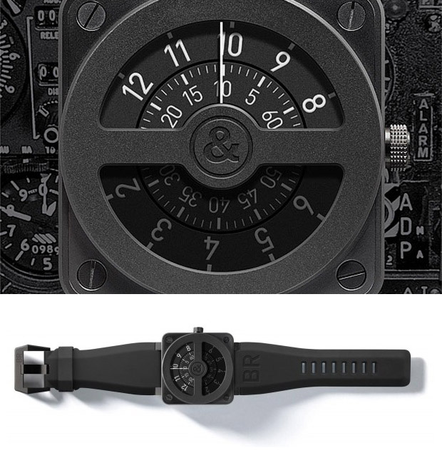 Bell & Ross Compass Watch at werd.com