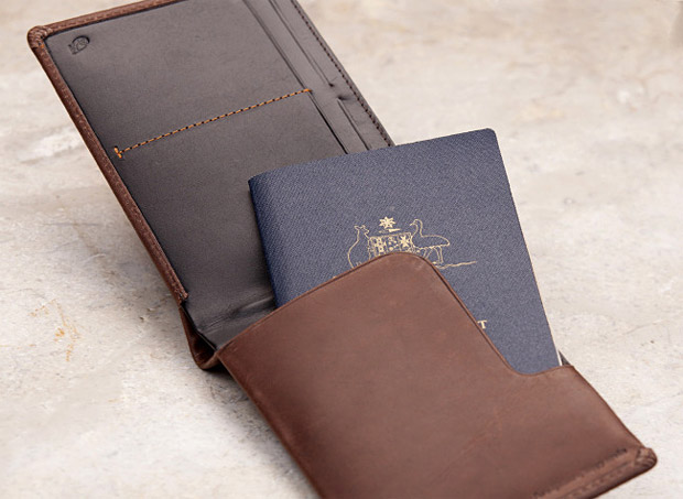 Bellroy Travel Wallet at werd.com