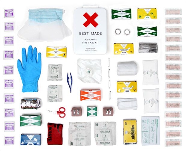 Best Made First Aid Kit at werd.com