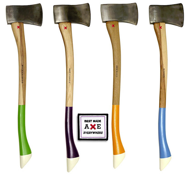 Best Made Axe at werd.com