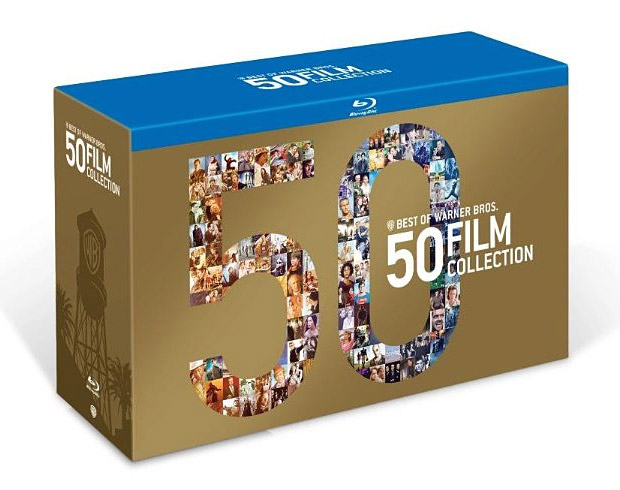 Best of Warner Bros 50 Film Collection at werd.com