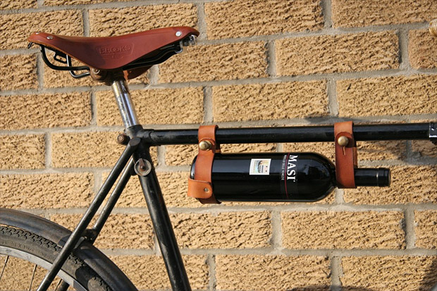 Bicycle Wine Rack at werd.com