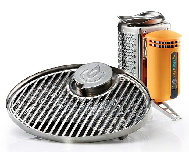 Biolite Portable Grill at werd.com