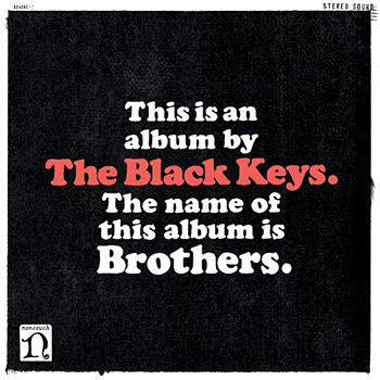 Brothers by The Black Keys at werd.com