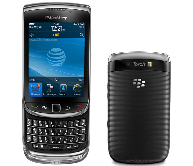 BlackBerry Torch at werd.com