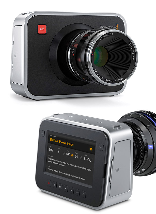 Blackmagic Cinema Camera at werd.com