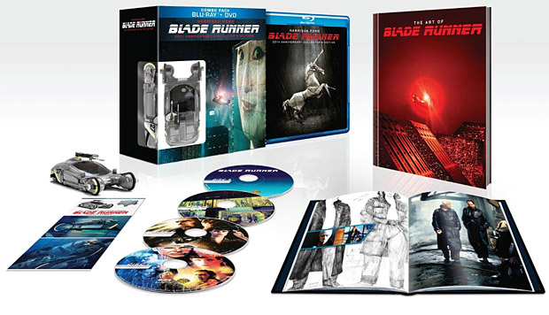 Blade Runner 30th Anniversary Collector's Edition at werd.com