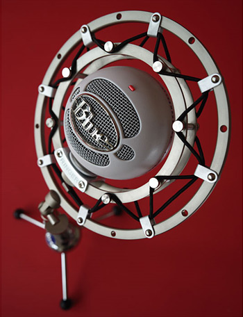 Blue Snowball USB Microphone at werd.com