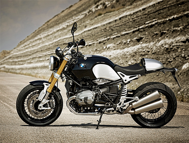 BMW R nineT Motorcycle at werd.com