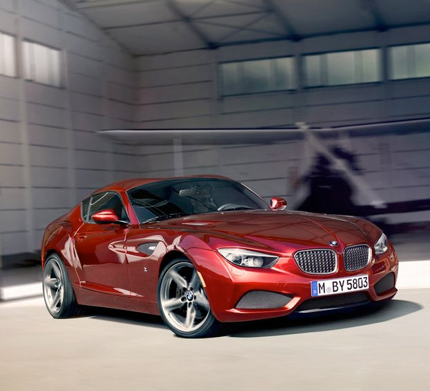 BMW Zagato Coupe at werd.com