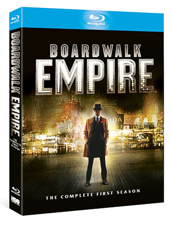 Boardwalk Empire: The Complete First Season at werd.com