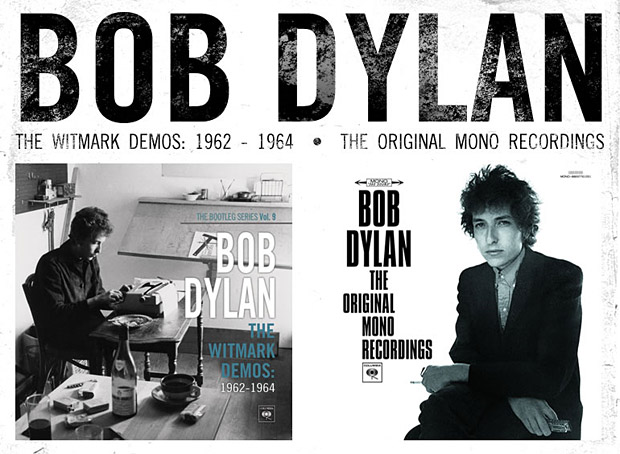 Bob Dylan: Witmark Demos and Complete Mono Recordings at werd.com