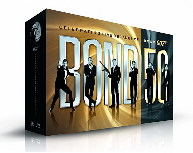 Bond 50 at werd.com