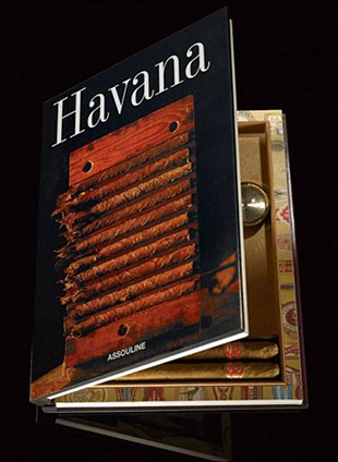 The Havana Travel Humidor by Assouline at werd.com