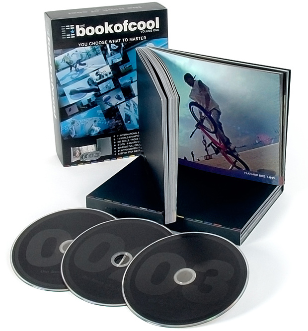 The Book Of Cool at werd.com