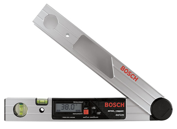Bosch Digital Angle Finder at werd.com