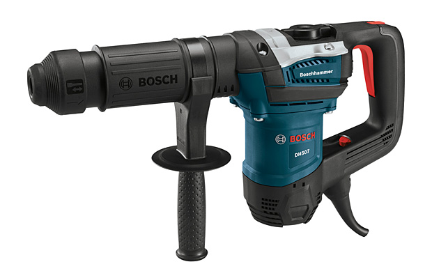 Bosch DH507 SDS-Max Demolition Hammer at werd.com