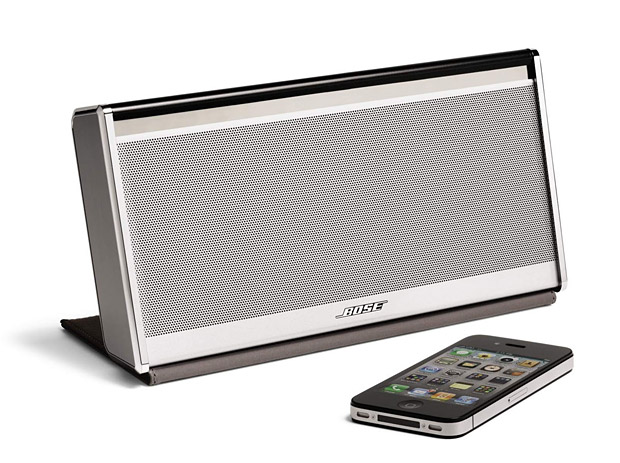 Bose SoundLink Wireless Mobile Speaker at werd.com