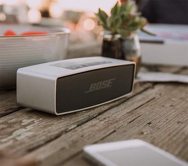 Bose SoundLink Mini Bluetooth Speaker at werd.com