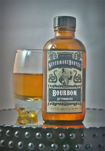 Bourbon Aftershave at werd.com